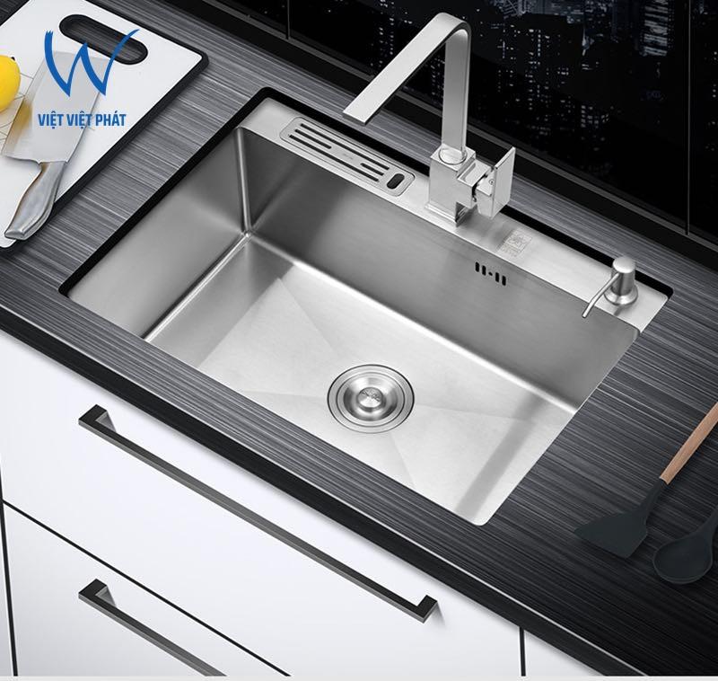 5 tiêu chí chọn vòi rửa bát cho chậu rửa inox phù hợp và tiện dụng